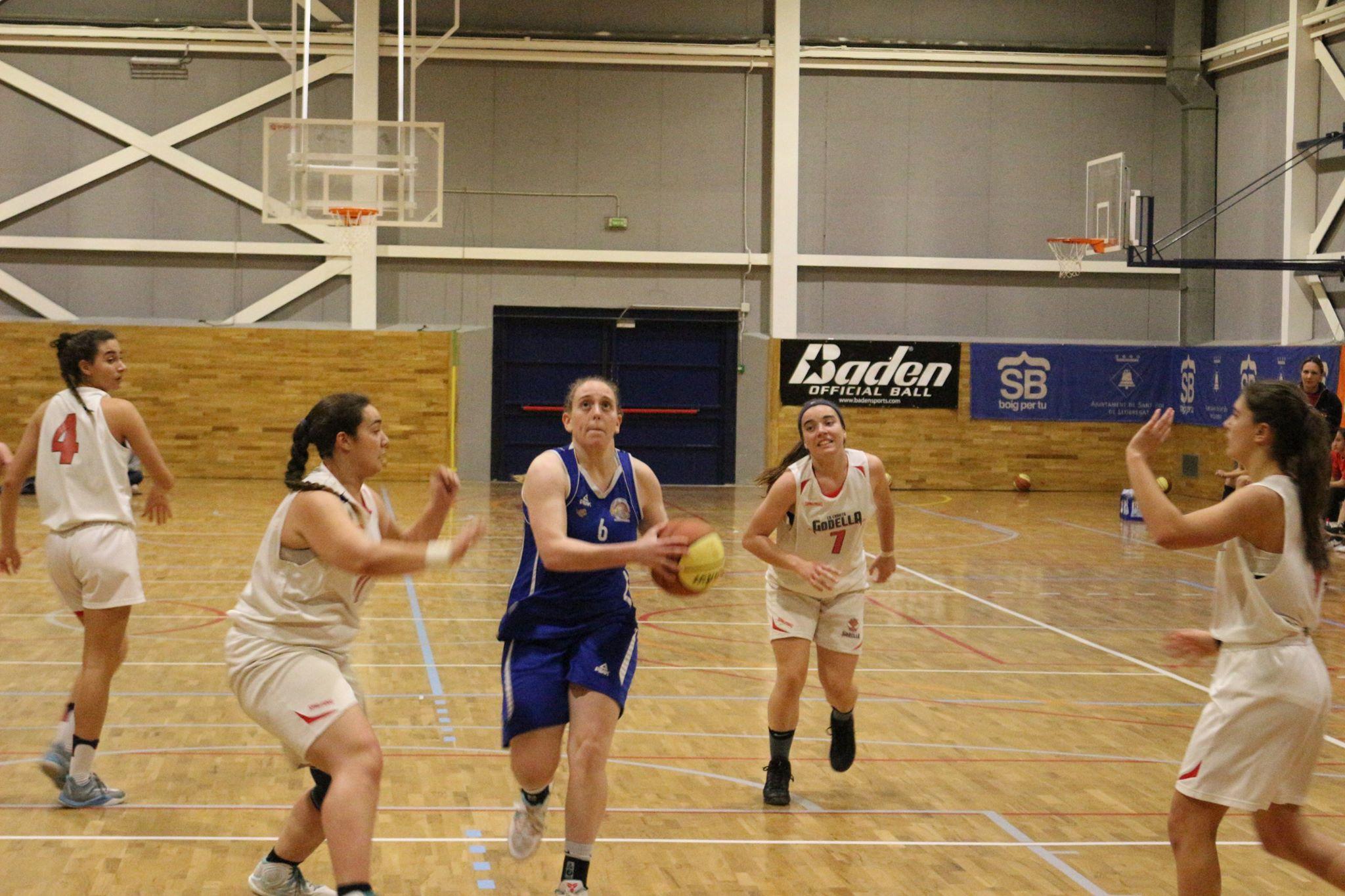 Israel Basketball Asociation vs C.B. Horta Godella