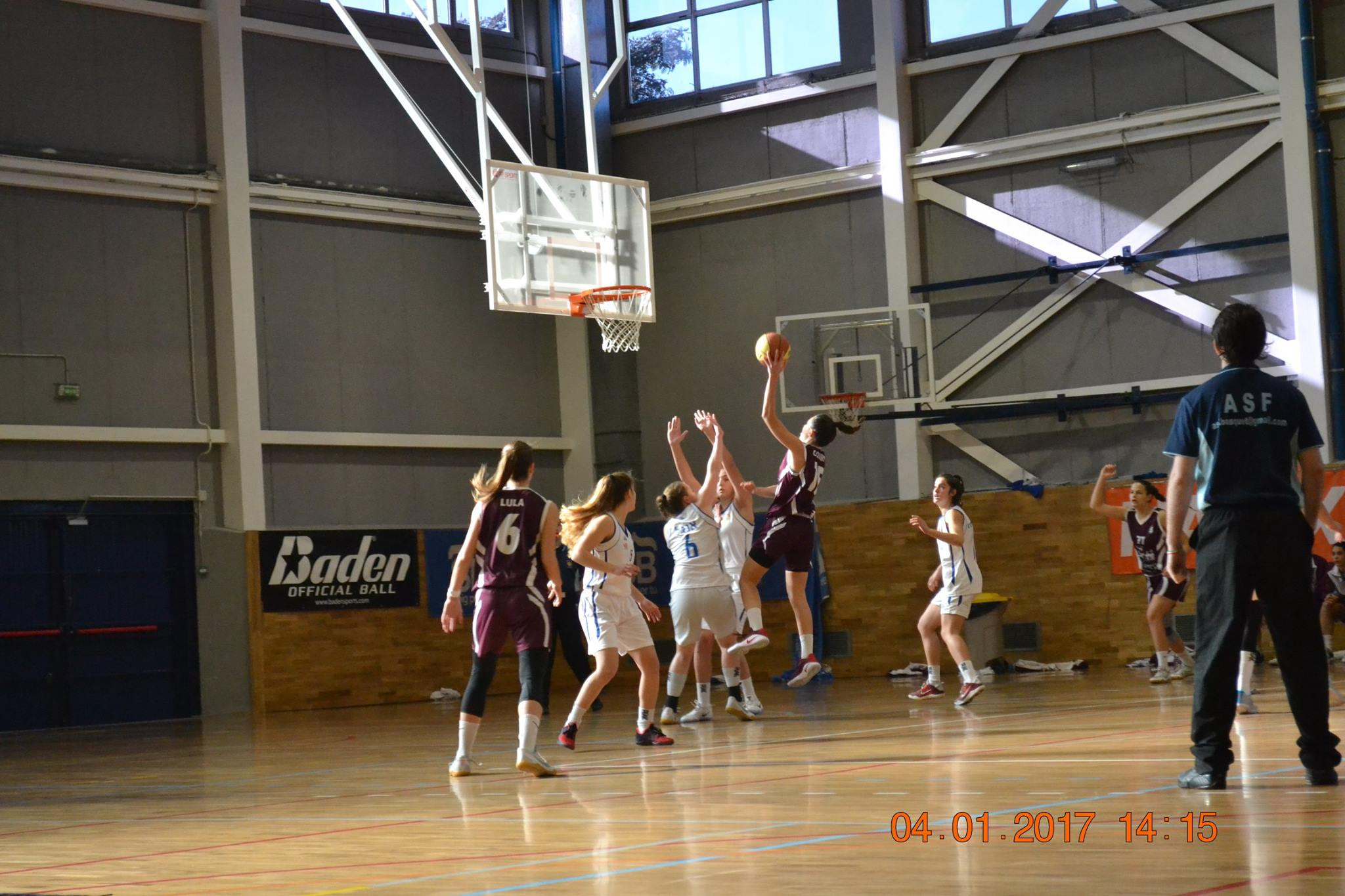 Israel Basketball Asociation vs B.F. Sant Adrià